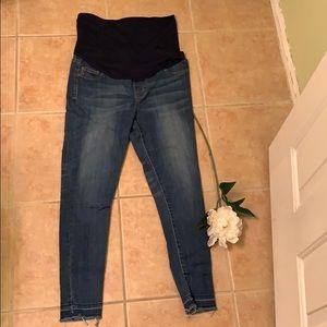 3/$25 Fashionable Maternity Denim Pants